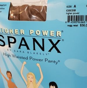 SPANX Higher Power High Waisted Power Panty